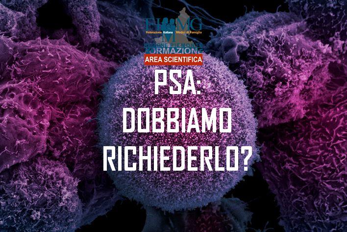 PSA: DOBBIAMO RICHIEDERLO?