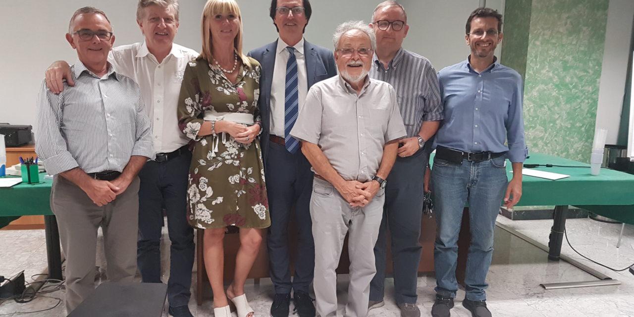 Riconfermato l'Esecutivo Regionale per il 2018-2022