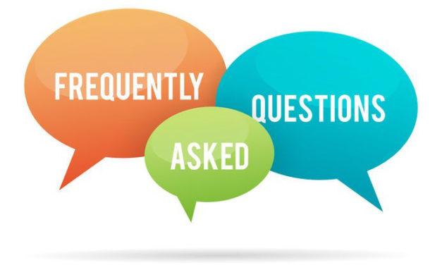 FAQ SPECIALE COVID AGOSTO 2020