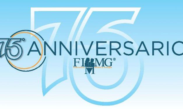 75° Anniversario della fondazione del Sindacato FIMMG
